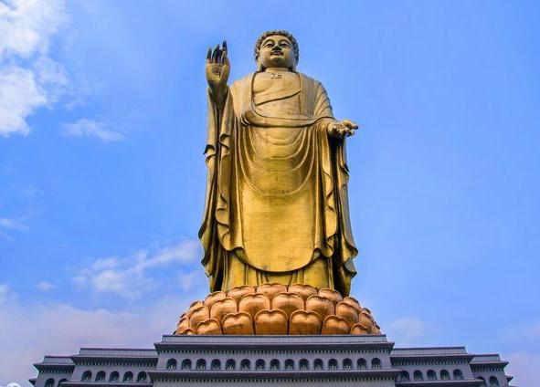 tượng phật cao nhất thế giới